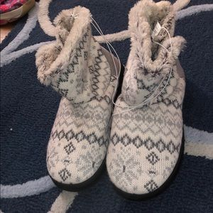 Shoes - Winter wool boots